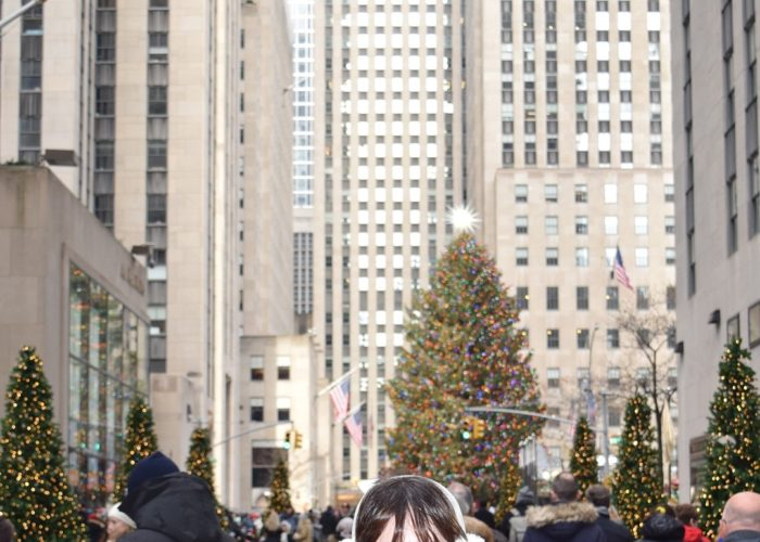 The 2018 Christmas Tree at Rockefeller Center. #naturephoto #watchthisinstagood #artofvisuals…