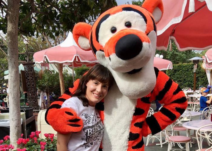 Tigger is energetic, optimistic, curious about life, enthusiastic and he has fun. Be more like…